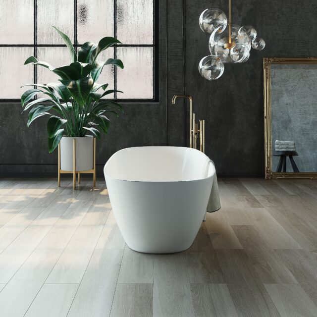 French Oak Linen | Invictus Maximus | Bathroom