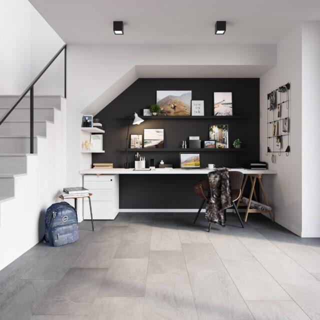 Groovy Granite Steel   Invictus Maximus   Home Office