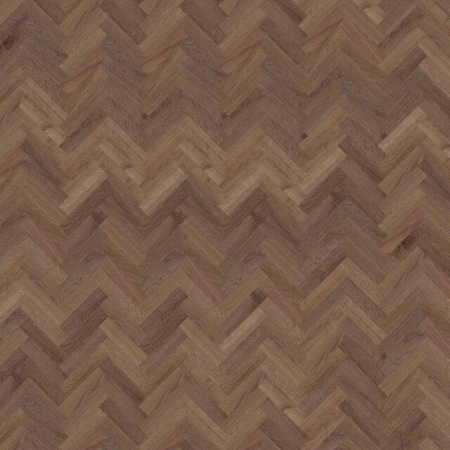 Highland Oak Herringbone Chocolate | Invictus Maximus | Parquet