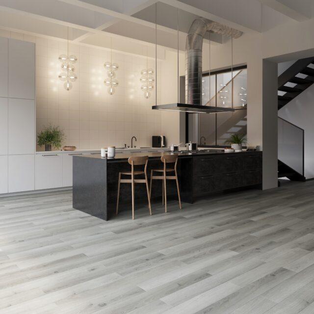 Highland OakFrosted | Invictus Maximus | Kitchen
