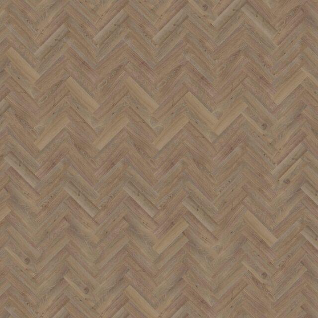Highland Oak Herringbone Roasted | Invictus Maximus | Bed