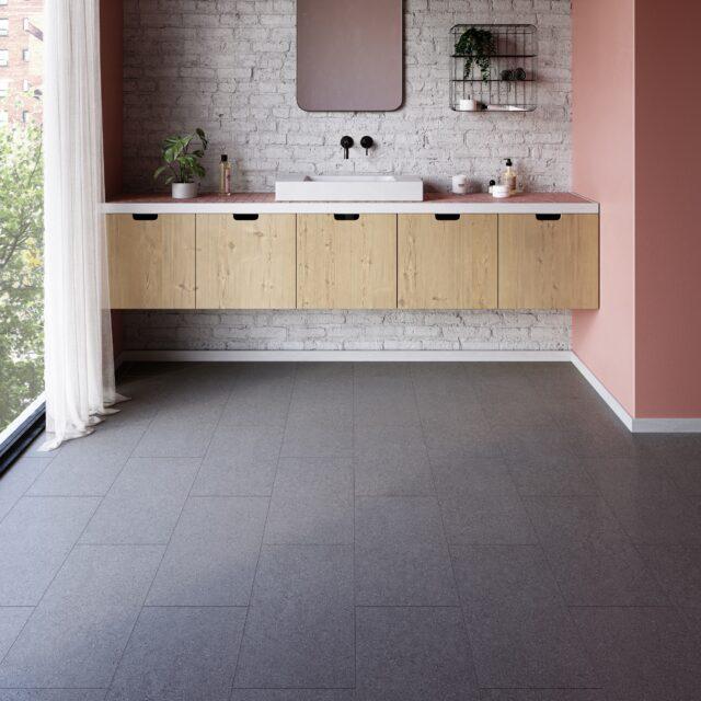 Sandstone Nero   Invictus Primus   Kitchen