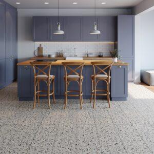 Terrazzo Time Taupe | Invictus Maximus | Kitchen