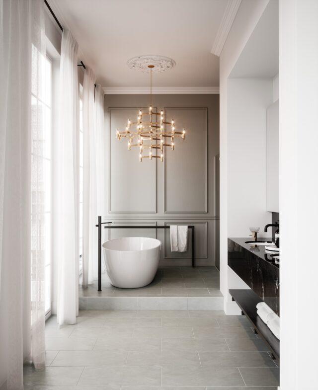 York Stone Powder   Invictus Primus   Bathroom