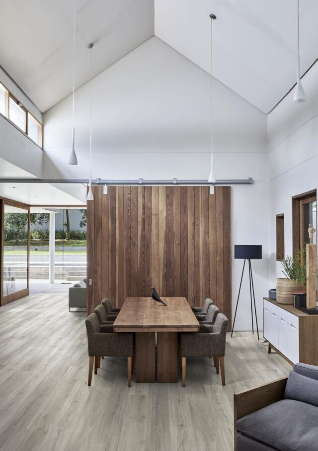 Laponia CLW 218 | Kahrs LVT Click 6mm Impression | Dining Room