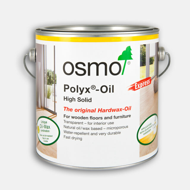 Polyx Oil Express | Osmo Interior Finishes | Best at Flooring