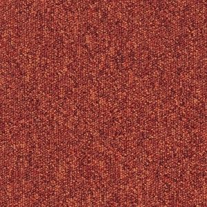 672719 Hot Pepper | Heuga 727 Carpet Tiles