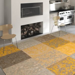 8084 Yellow   Louis de Poortere Vintage Collection Rugs   Best at Flooring