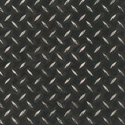 Black Treadplate - 8122