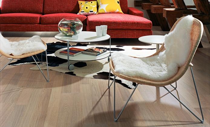 Oak Tide | Kahrs Engineered Wood | Best at Flooring