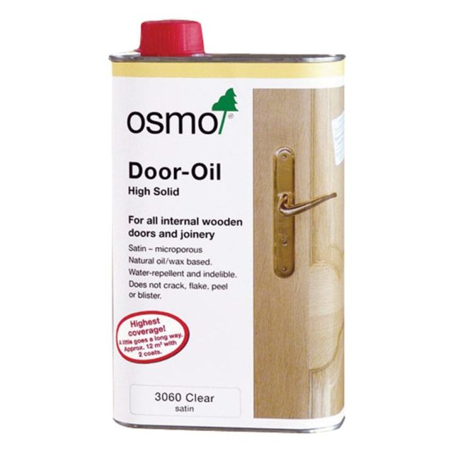 Osmo Door Oil | Best at Flooring