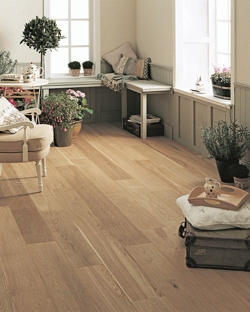 Rustic UV Lacquered Oak | Elka 20mm Engineered Wood | Best at Flooring