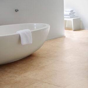 Sienna Limestone - Da Vinci | Room View