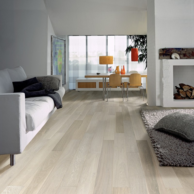 Oak Artic | Kahrs Engineered Wood