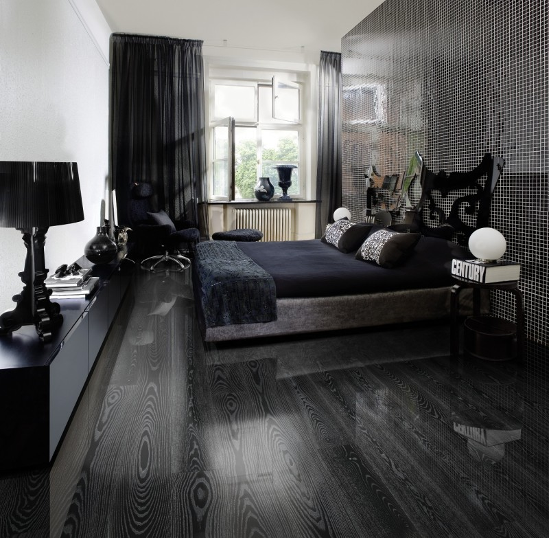 Ash Black Silver | Kahrs Engineered Wood