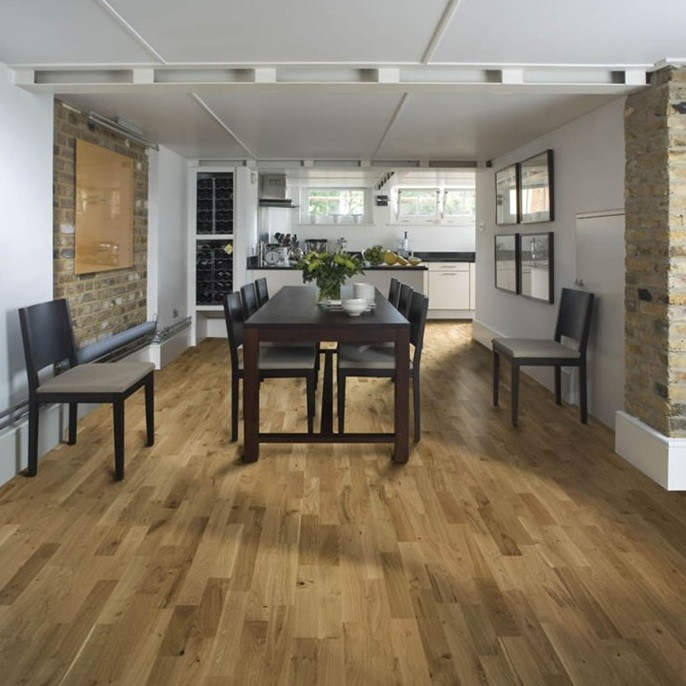 Oak Erve natural oiled | Kahrs Engineered Wood