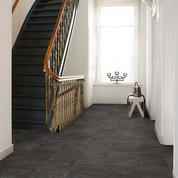 Quick Step Laminate | Exquisa | Slate Black EXQ1550