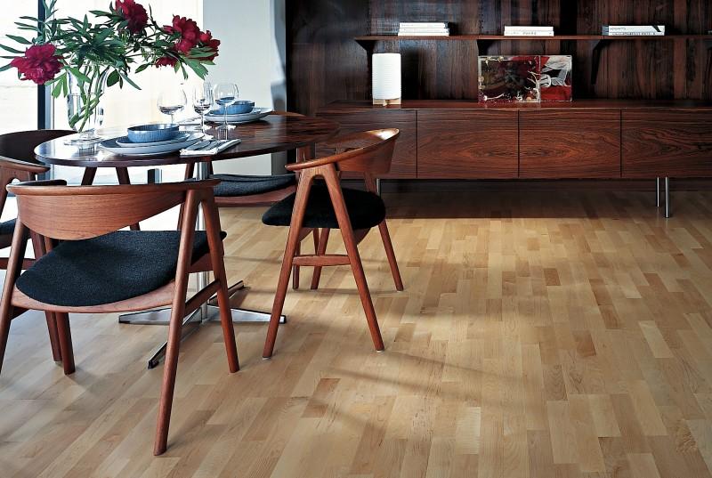 Hard Maple Toronto | Kahrs Engineered Wood | Best at Flooring