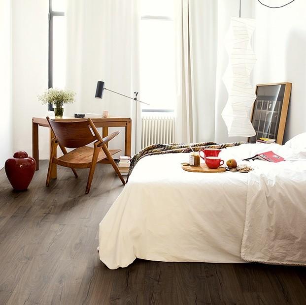 Quick Step Laminate | Impressivce Ultra | Classic Brown Oak IMU1849