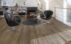 Oak Nouveau Dun | Kahrs Engineered Wood | Best at Flooring