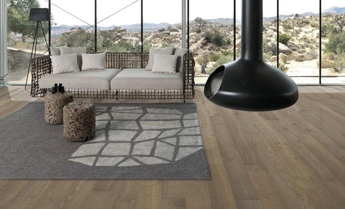 Oak Nouveau Greige | Kahrs Engineered Wood