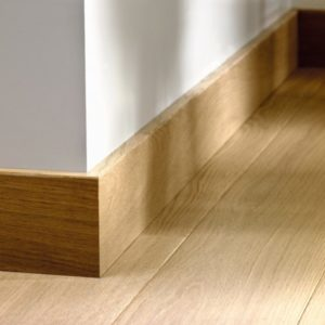 Parquet Skirting (Solid Wood) QSWPSKIRT | Quick-Step Accessorieс
