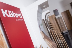 Kahrs Flooring Display | Best at Flooring