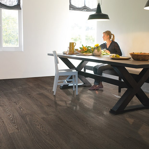 Quick Step Laminate | Elite | Old Oak Grey Planks UE1388