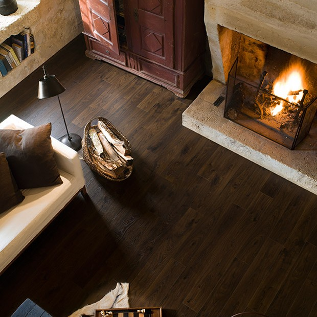 Quick Step Laminate | Elite | Old White Oak Dark Planks UE1496