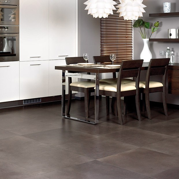 Quikc Step Laminate | Arte | Polished Concrete Dark UF1247