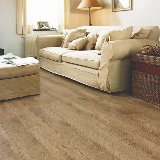 Quick Step Laminate | Perspective | Old Oak Matt Oiled Planks UF312