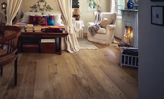 Oak Burgundy | Kahrs Engineered Wood