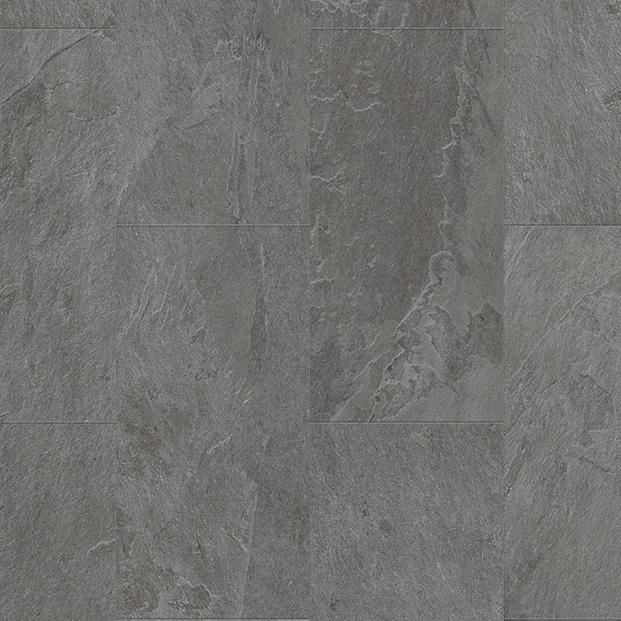 Grey Slate AMCP40034   Quick-Step Livyn Luxury Vinyl Tiles