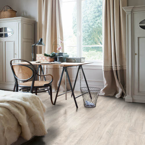 Quick Step Laminate | Classic | Reclaimed White Patina Oak CL1653