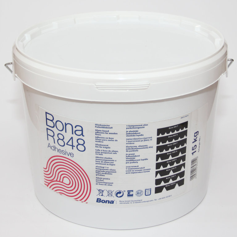 R848 Adhesive | Bona | Accessories | Best at Flooring