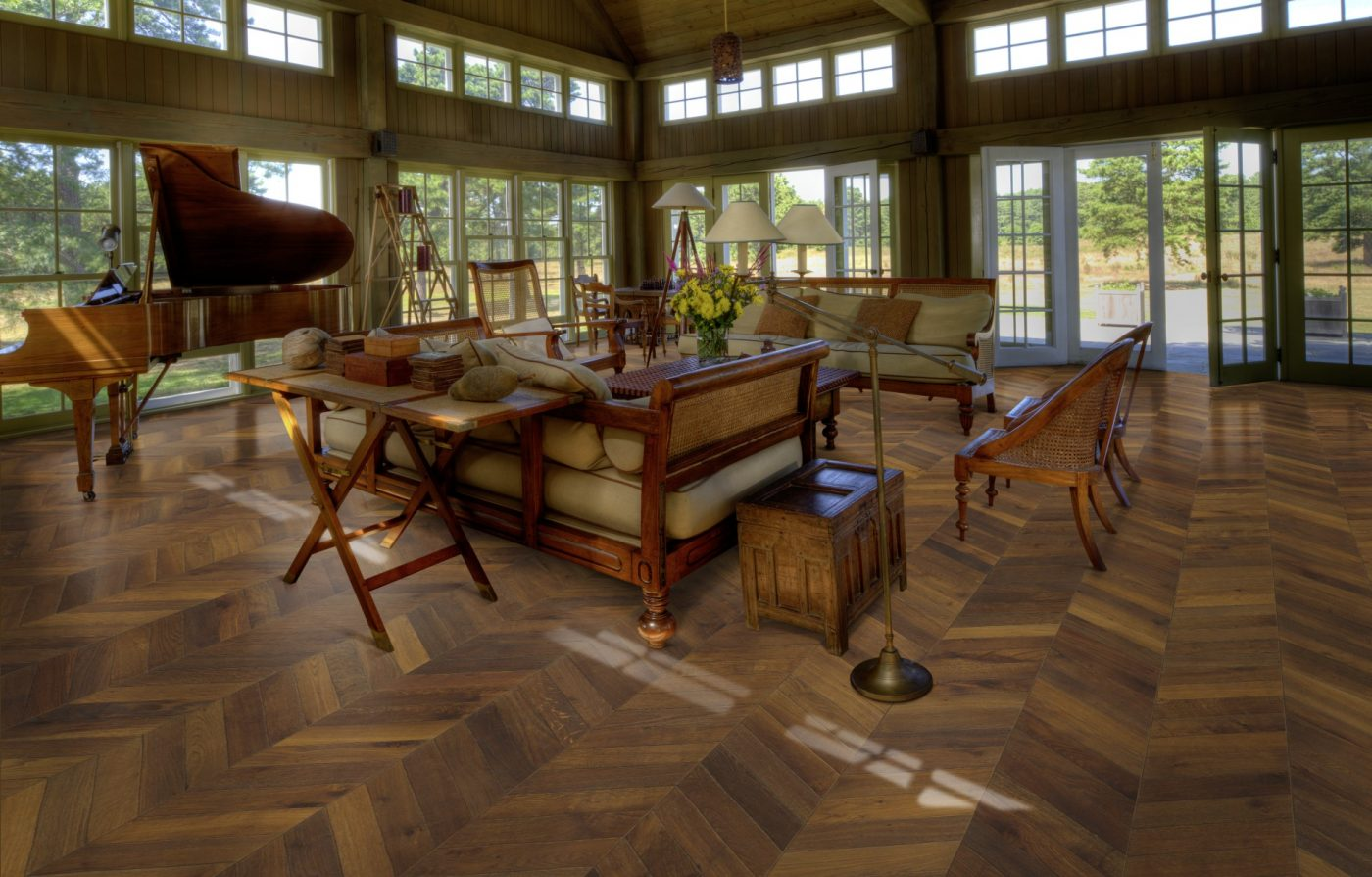 Dark Brown Frame   Kahrs Engineered Wood