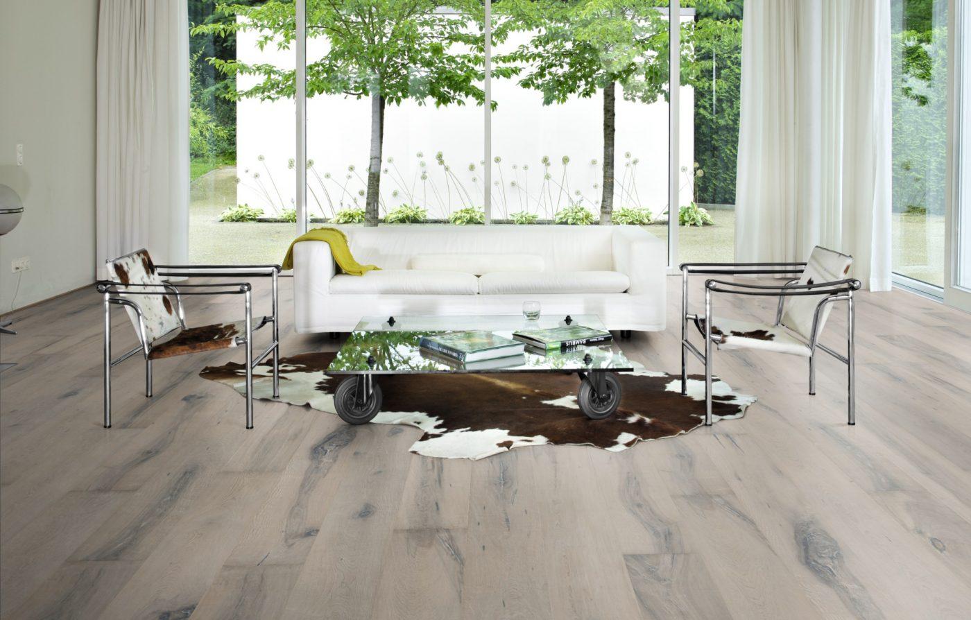 Hard Maple Nebbia | Kahrs Engineered Wood