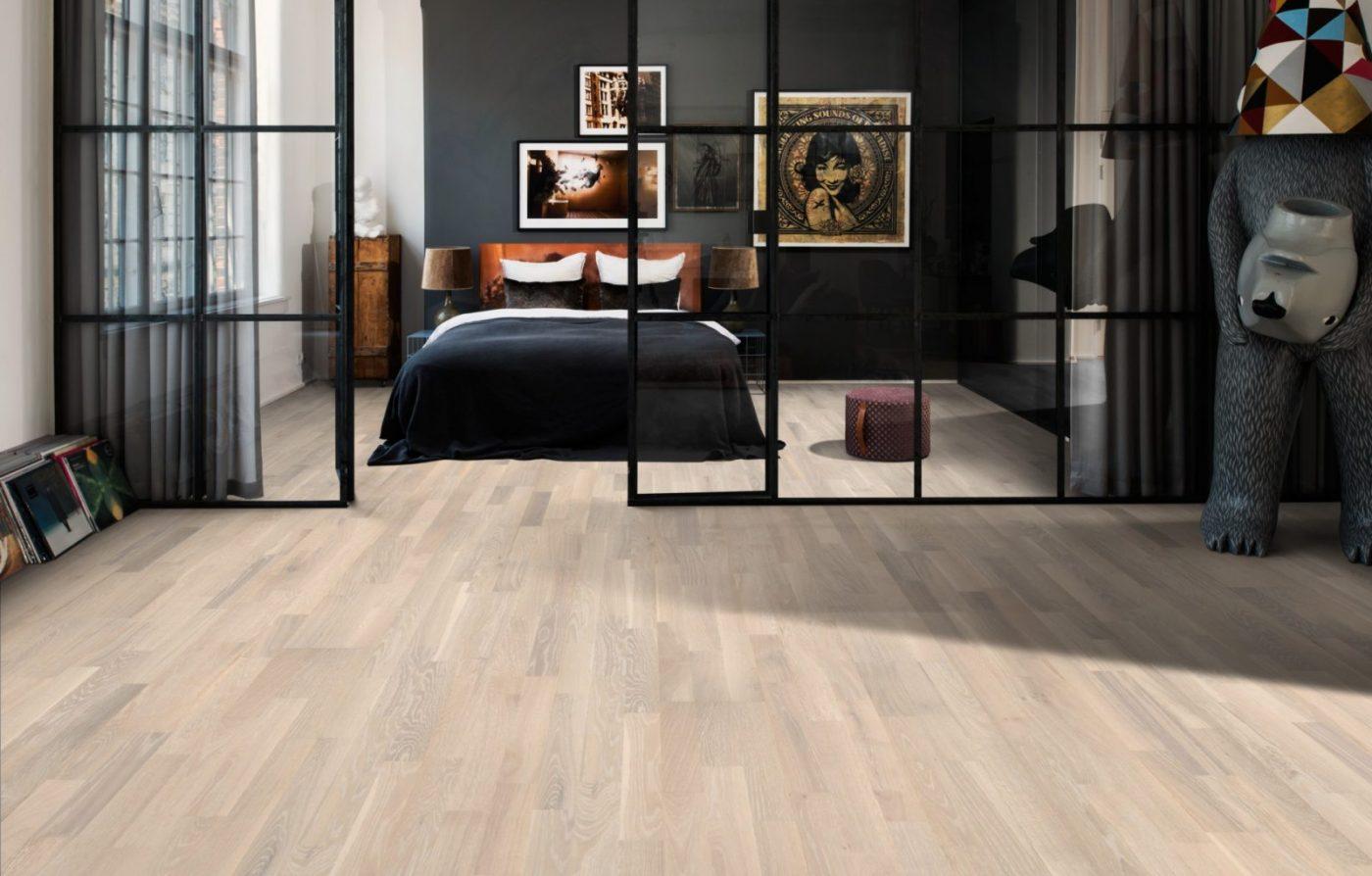 Oak Pale Kahrs Engineered Wood Best At Flooring