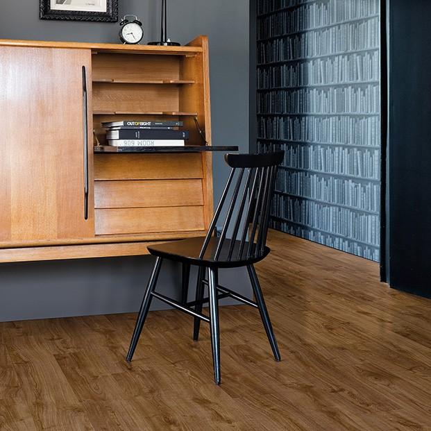 Autumn Oak Brown LVT | Best at Flooring