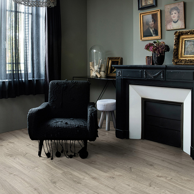 Autumn Oak Warm Grey LVT | Best at Flooring