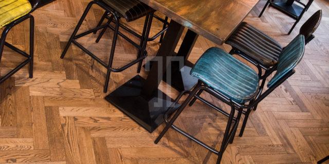 Husk Herringbone | Ted Todd Engineered Flooring | Best at Flooring