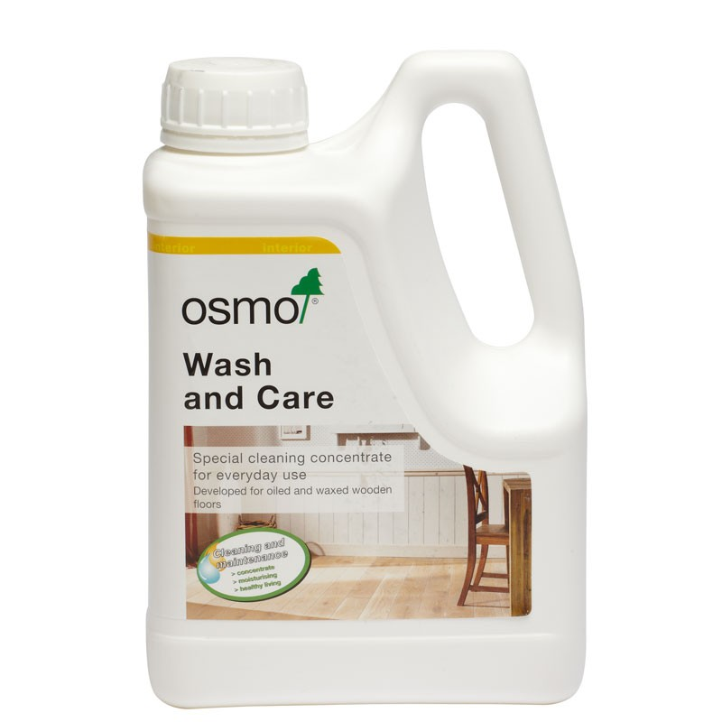 osmo wash & care