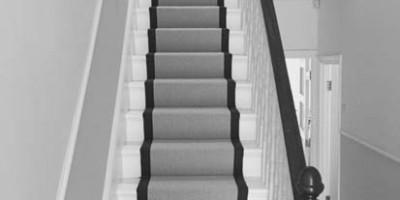 grey stair carpets
