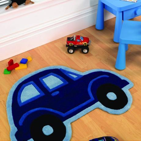 Car Boy Flair Rug