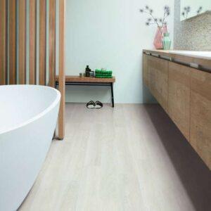 Quick Step Laminate | Eligna | Estate Oak Light Grey EL3573