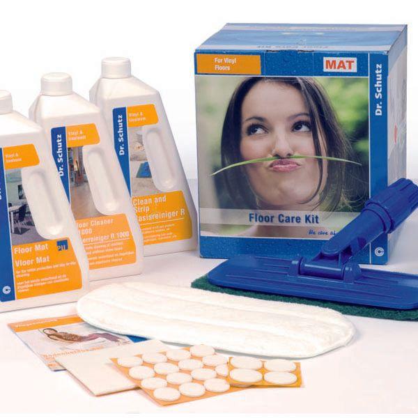 Luvanto Floor Care Kit