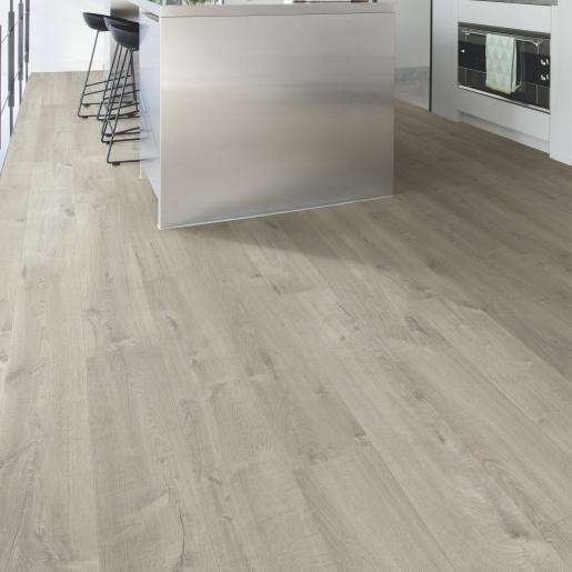Quick Step Laminate | Impressive Ultra | Soft Oak Grey IMU3558