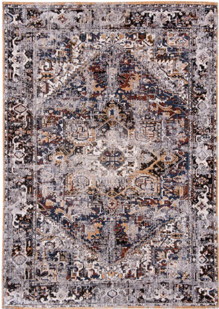 Classic Brick 8707 rug by Louis de Poortere from the Antiquarian Heriz Collection