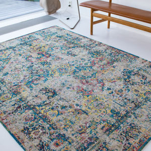 Topkapi Multi 8711 | Louis de Poortere Rugs | Best at Flooring