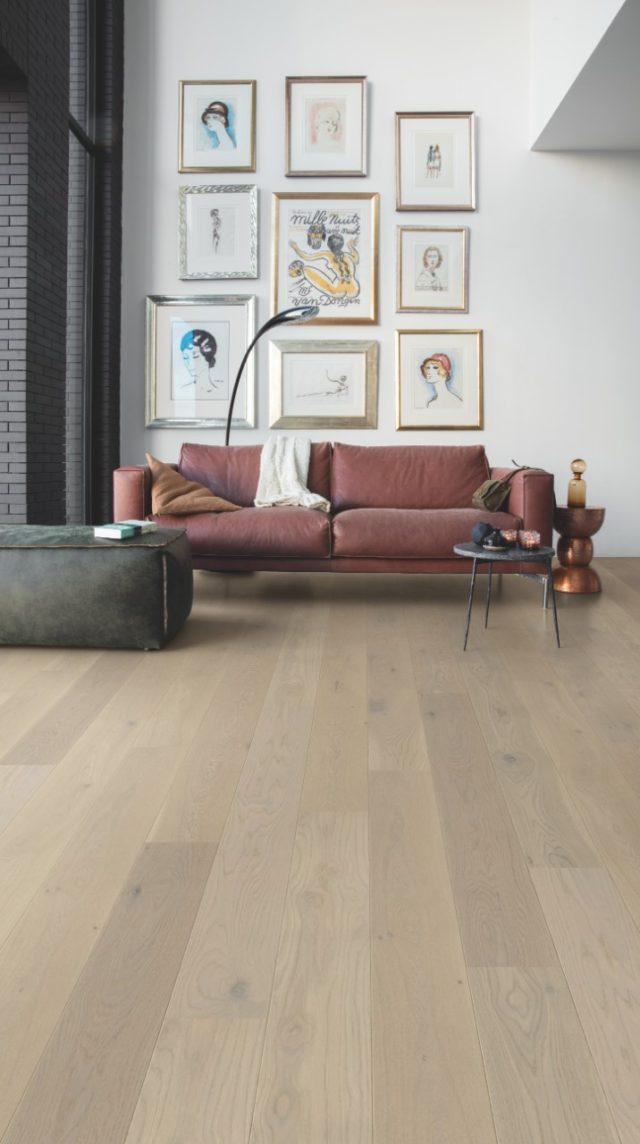Silvery Oak Extra Matt PAL3892 | Quick Step Hardwoods | Best at Flooring